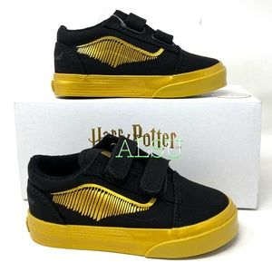 VANS Harry Potter Old Skool V Sneakers Toddler Kid